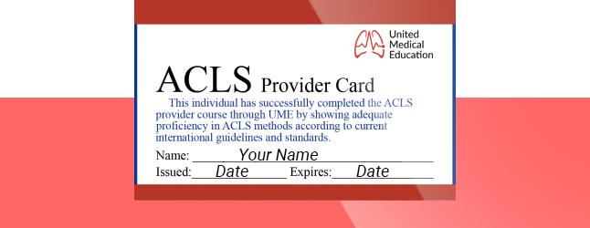 acls bls pals certification cart card cards copy pretest algorithms training ceu