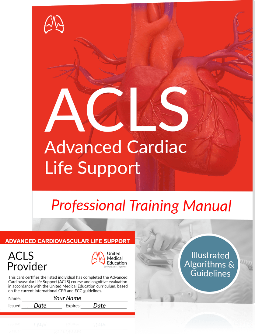 acls algorithms certification cardiac support advanced bls manual pals algorithm training nyc cpr cheat study guidelines medications continue sheets